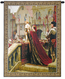 A Little Prince Wall Tapestry by Edmund Blair Leighton