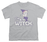 Youth: Bewitched - I' m a Witch Shirts