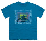 Youth: Charlie's Angels-Boxed Angels T-shirts