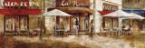 La Rotonde Posters by Noemi Martin