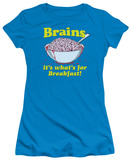 Juniors: Breakfast Time T-Shirt