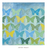 Mariposa I Pósters por Jodi Fuchs
