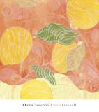 Citrus Limon II Prints by Ouida Touchón