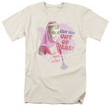 I Dream of Jeannie - Out of Here T-shirts