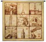Travel Wall Tapestry