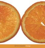 Naranja Láminas por Mitch Hughes