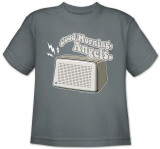 Toddler: Charlie's Angels-Good Morning Angels T-shirts