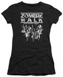 Juniors: Zombie Walk Shirt