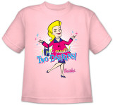 Toddler: Bewitched - That Explains It T-shirts