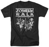 Zombie Walk T-shirts