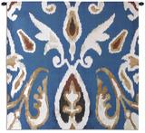 Ikat Oceana Wall Tapestry