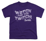 Youth: Bewitched - Watch for the Twitch T-Shirt
