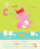 Un Petit Cochon Posters by Isabelle Jacque