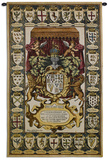 Armes of Kings Wall Tapestry