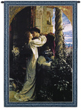 Romeo and Juliet Wall Tapestry by Frank Bernard Dicksee