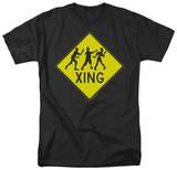 Zombie Xing T-shirts