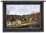 East Suffolk Hounds Wall Tapestry