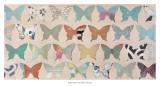 Colección de mariposas Pósters por Jodi Fuchs