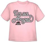 Toddler: Charlie's Angels-I'm An Angel T-Shirt