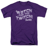 Bewitched - Watch for the Twitch Shirts