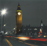 London Big Ben Art