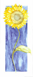 Sunflower Triptych II Prints by Evol Lo