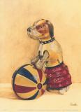 Puppy Toy Prints