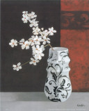 Contemporary Vase II Poster by  Cano