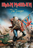 Iron Maiden- The Tropper Poster