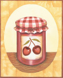 Cherry Jam Poster by Urpina 