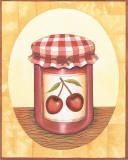 Cherry Jam Poster by  Urpina