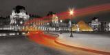Le Louvre Kunst af Jean-jacques Bernier