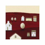 Country Living II Prints by Lucy Barnard