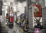 New York- Times Square Kunstdrucke