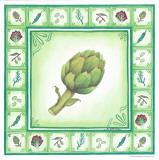 Green Veggies III Posters by  Urpina