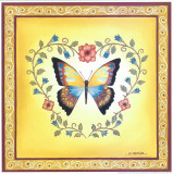 Yellow Butterfly Posters by  Urpina