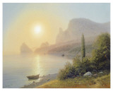 Silent Bay Posters by A. Gorjacev