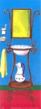 Vintage Bathroom Sink IV Posters af  Conde