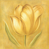 Great Tulip II Art by Lewman Zaid