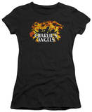Juniors: Charlie's Angels-Fire T-Shirt