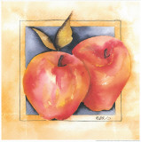 2 Apples Prints by  Urpina