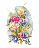 Watercolour Flower II Prints by  Urpina