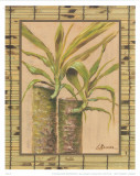 Tropical Plant III Poster by L. Romero