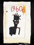 Untitle (1960) Affiches par Jean-Michel Basquiat