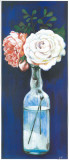 Bottled Flowers VI Prints by  Ferrer