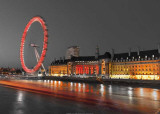 London Eyes Prints by Jean-jacques Bernier