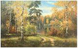 Autumn Way III Prints by Igor Priscepa