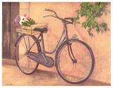Bicicletas I Print by  Bravo