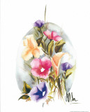 Watercolour Flower I Poster by  Urpina