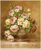 Roses I Posters par  Fasani